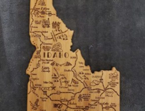Join Me In The Dream World of Idaho
